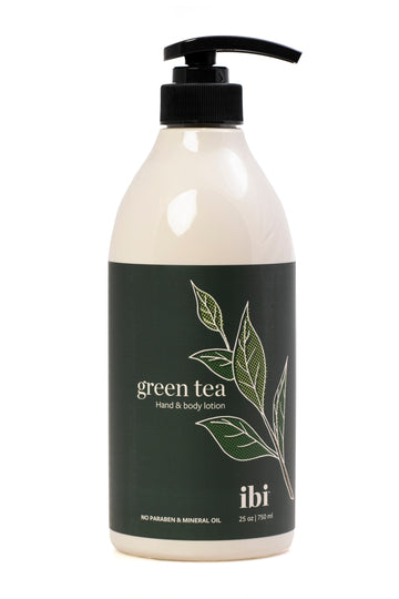 Green tea hand & body lotion (750 ml)