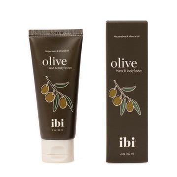 Olive hand & body lotion (60 ml)