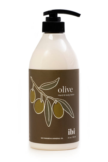 Olive hand & body lotion (750 ml)