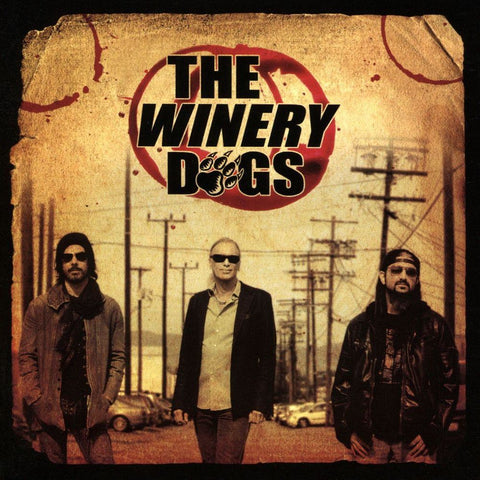 The Winery Dogs - Winery Dogs