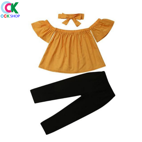 GLEM'S TODDLER SET - KIDS 2-6 YEARS