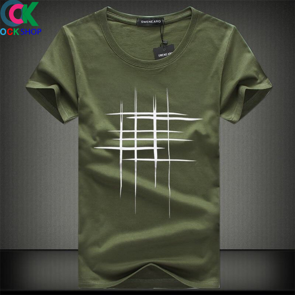 Quick Dry Slim Fit T-shirt
