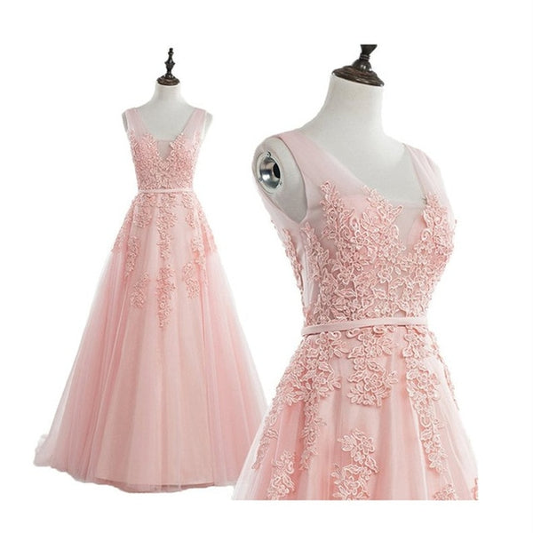 Macy Lace Gown - Princess
