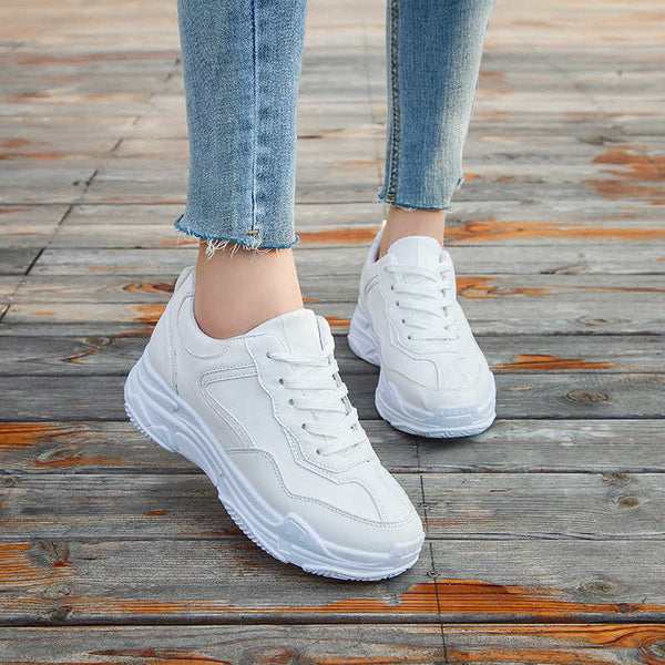 Shine Williams Sport Sneakers - White