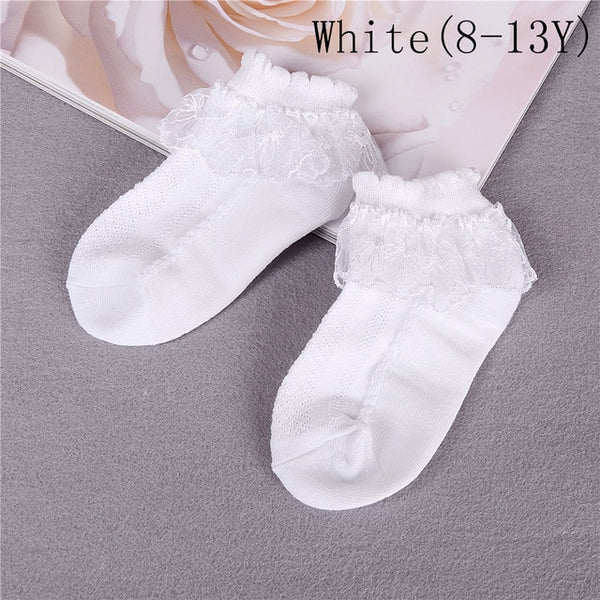 KIDS TODDLER COTTON SOCKS
