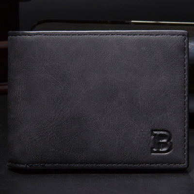 Bolton Leather Trifold Wallet
