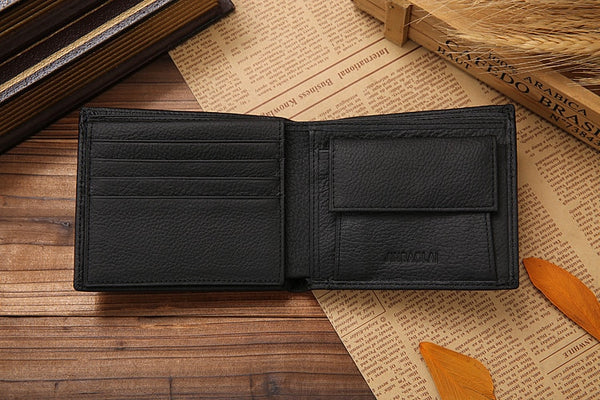 Bifold Slimfold Leather Wallet