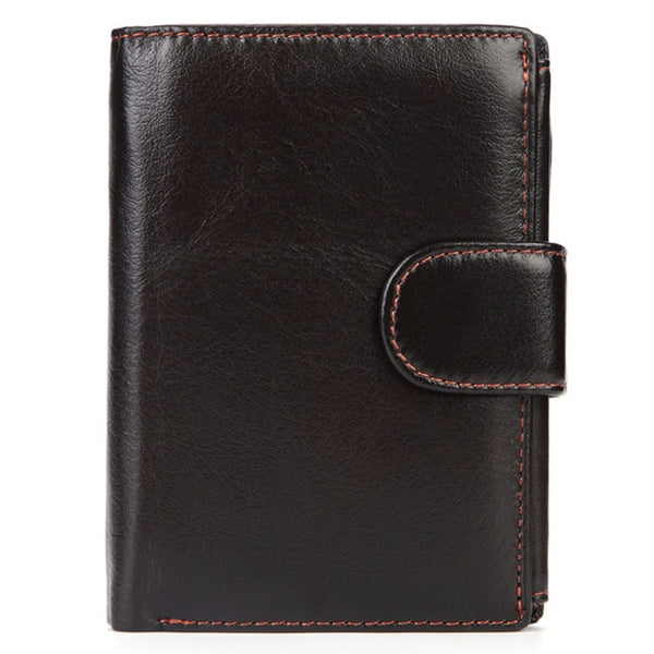 Chelsea Genuine Leather Short Wallet
