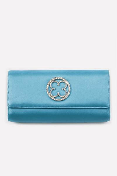 Something Blue Clutch