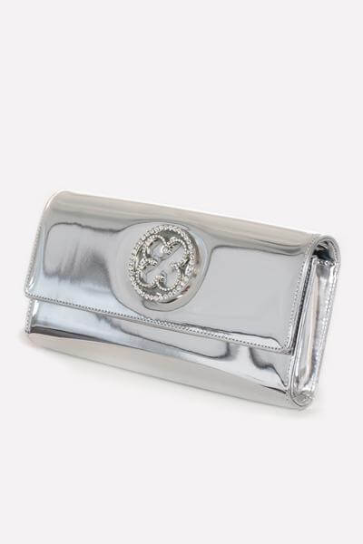 Mirror Finish Clutch - Side Shot