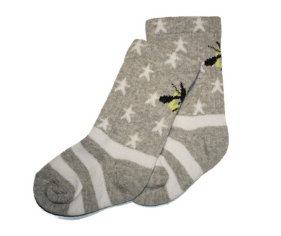 NoBu.gs® Insect Repellent Baby Socks