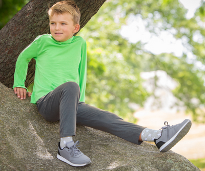 NoBu.gs® Insect Repellent Children's Pants