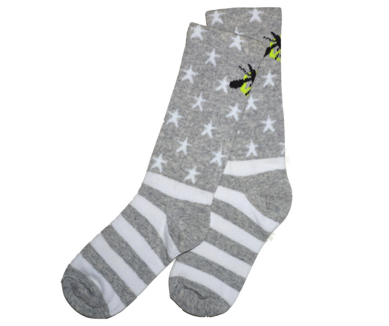 NoBu.gs® Insect Repellent Children's Socks
