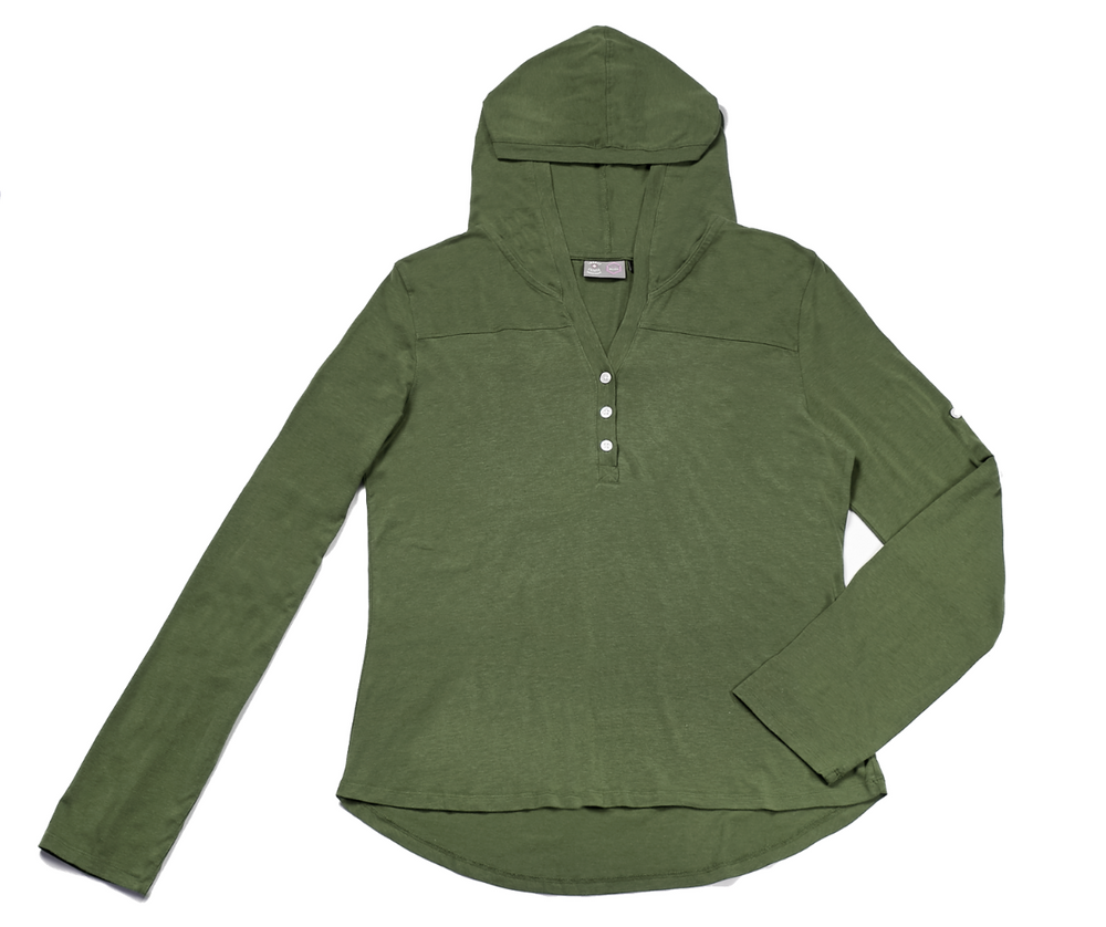 NoBu.gs® Insect Repellent Women's Hoodie