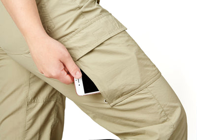 NoBu.gs® Insect Repellent Cargo Pants