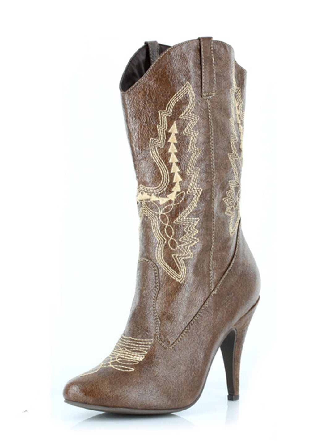 Brown Cowgirl Western Boots
