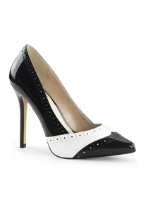 Two Tone Spectator Pumps