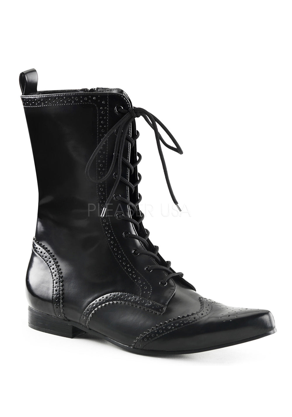 Pointy Toe Mens Unisex Boots