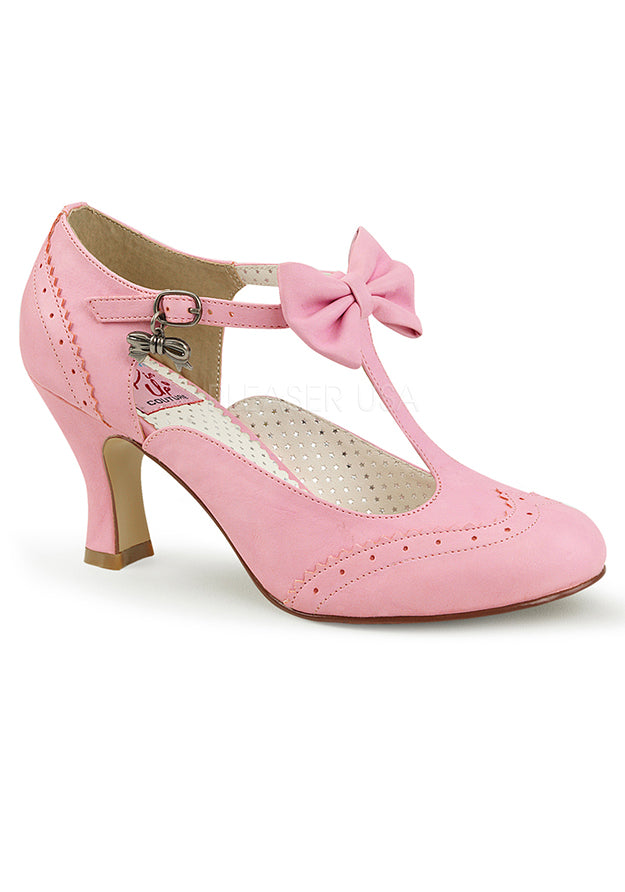 Color Me Pink Baby Mary Janes