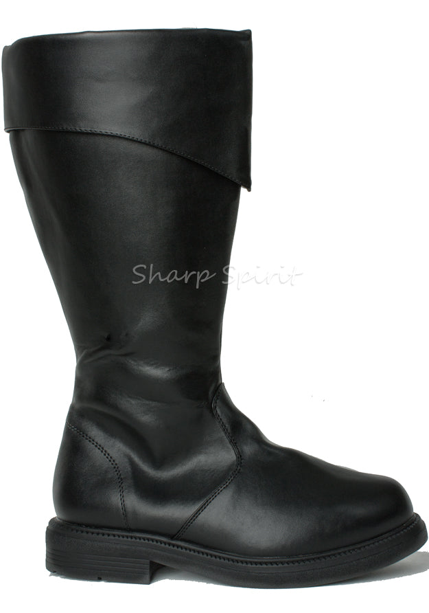 Cosplay SuperHero Knee High Boots