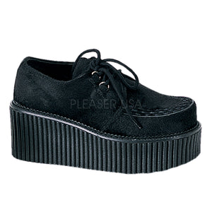Women's 3 Inch Platform Creeper Shoes