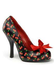Cherry Cupcake Pin Up Heels