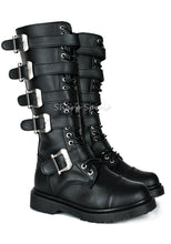 Load image into Gallery viewer, Multi Buckle Strap Vegan Boots