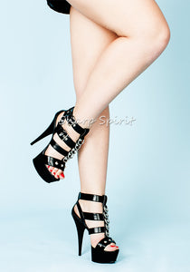 Exotic Gladiator D-Ring High Platforms