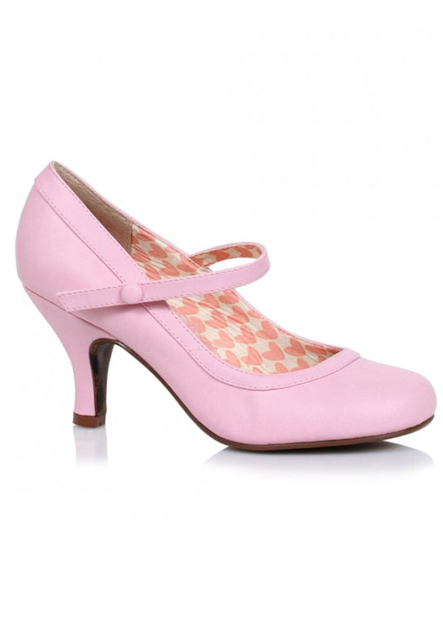 Teenage Dream Vintage Style Heels