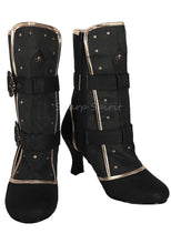 Load image into Gallery viewer, Marie Antoinette Queen Halloween Costume Medieval Boots