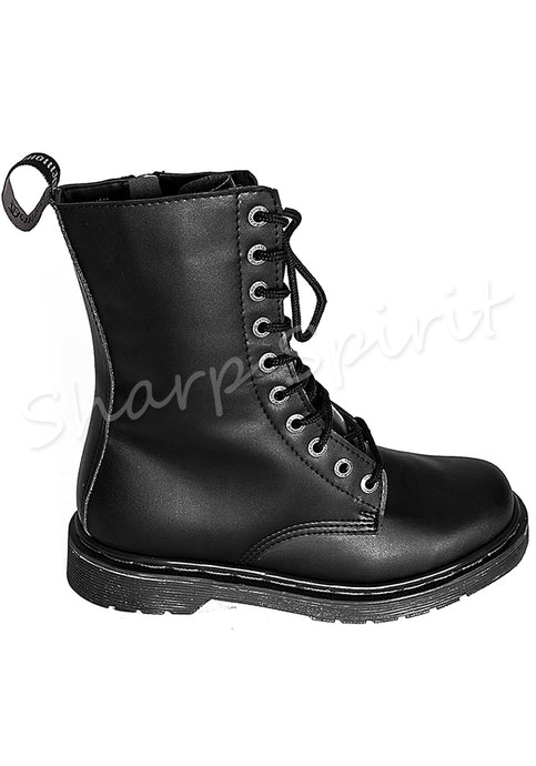 Ankle High Military Combat Boots