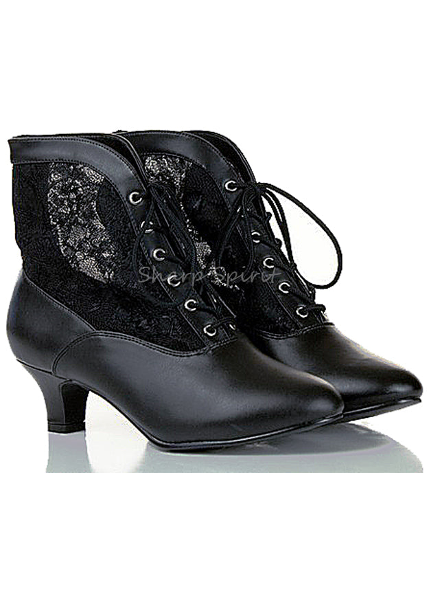 Mistress of The Night Boots