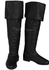 Over The Knee Pirate Boots