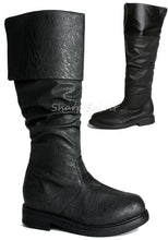 Load image into Gallery viewer, Robin Hood Folded Cuff Boots