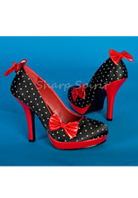 Load image into Gallery viewer, Love Yourself Polka Dot Shoes