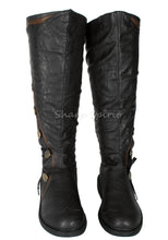 Load image into Gallery viewer, Warrior Combat Military Gothic Mens Boots