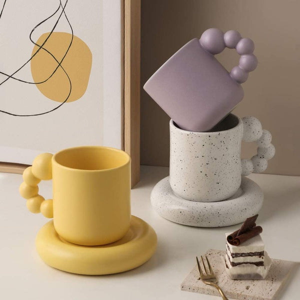 Chunky Coffee Mug Set