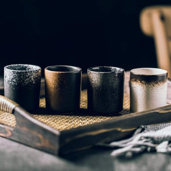 Japanese Style Ceramic Cups