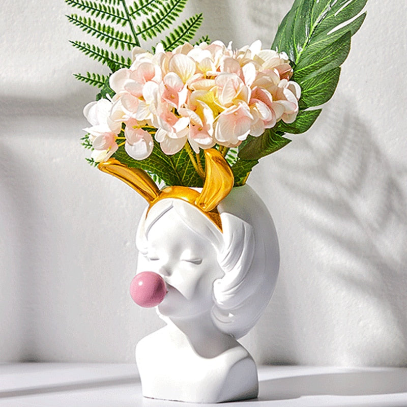 Creative Design Flower Vase