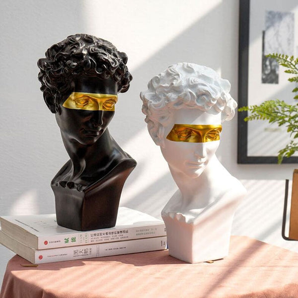 Original Decorative Resin Heads