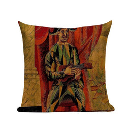 Colorful Print Cushion Cover - MAHOGANY STREET