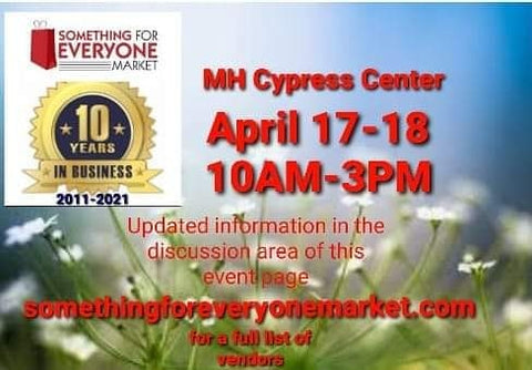 Something For Everyone Market Medicine Hat April 17 and 18 2021