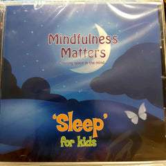 Sleep For Kids By Mindfulness Matters - Parade Handmade