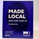 Made Local, You Can Own It DCCI Tag, Lapanda-Designs. Parade-Handmade