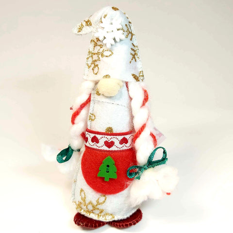 Christmas Gnome, By Ditsy Designs. Parade-Handmade