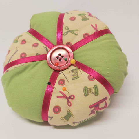 Vintage Style Craft Pin Cushion, By JaDa Crafts Ireland - Parade Handmade
