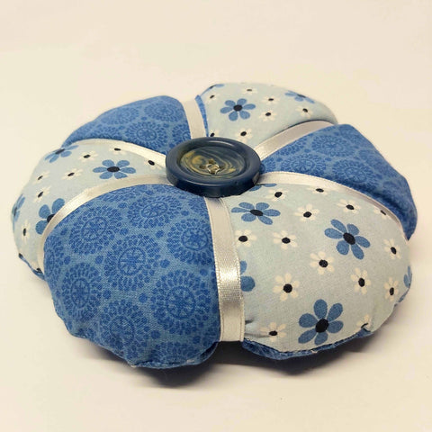 Vintage Style Pin Cushion With Flowers, By JaDa Crafts Ireland - Parade Handmade