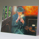 "Art Card, 'Uncle Sonny"", by Noreen Sadler - Parade Handmade"