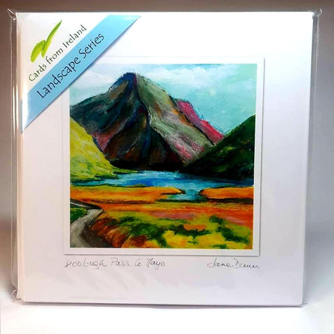 Art Cards Landscape Series Gift Pack, Four Scenes By Jane Dunn - Parade Handmade