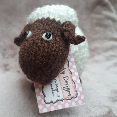 Baa! Emer, the sheep from Newport, By Ditsy Designs - Parade Handmade